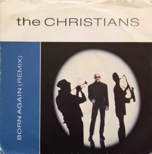 "Christians (The) ‎- Born Again (Remix) (7"") (VG/G++)"